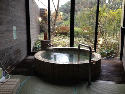 2015霧島観光ホテル貸切露天温泉