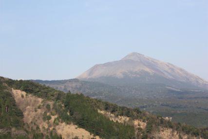 2015霧島高千穂峰
