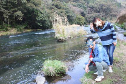 2015霧島妙見温泉川
