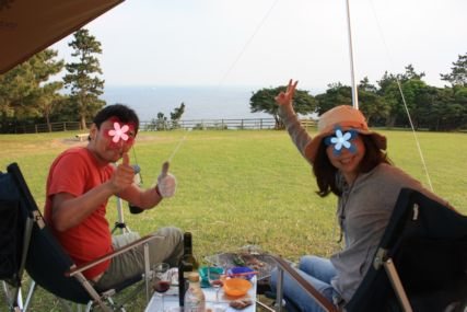 2015GW潮岬キャンプ4