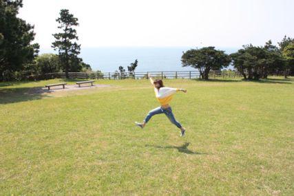 2015GW潮岬キャンプJUMPマキ