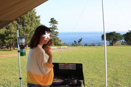 2015潮岬キャンプめしマキ調理