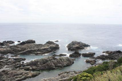 2015潮岬灯台景色1