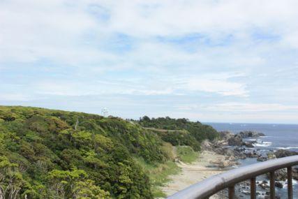 2015潮岬灯台景色2
