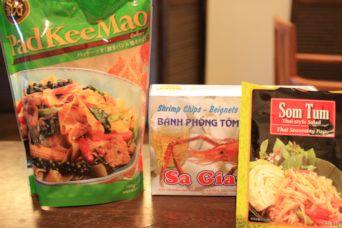 タイ食材パッキーマオ