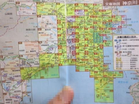 神奈川県地図n12