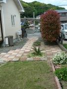 庭通路(庭側より)P1060389