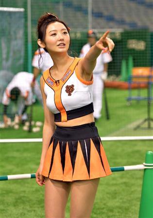 【野球ネタ】12球団公認女子マネージャー制度導入してほしい