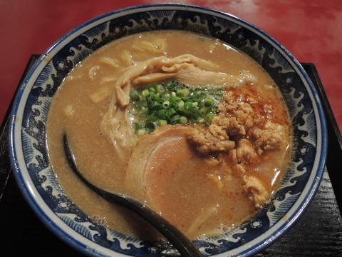 佐蔵味噌らぅめん(780円)