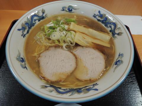 正油ラーメン(700円)