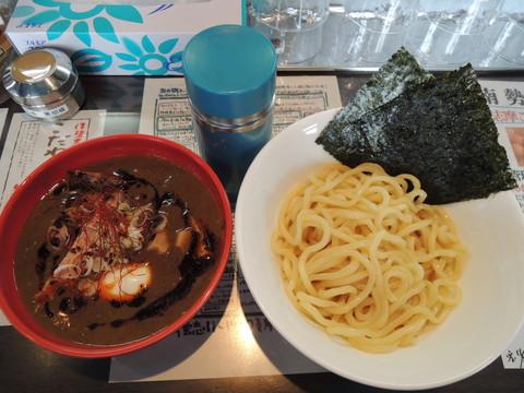 特製つけ麺チョモランマ(1280円)