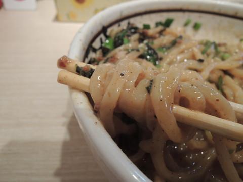 元祖台湾まぜそば(大盛)の麺