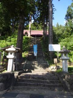 2014年09月20日 本道寺・階段