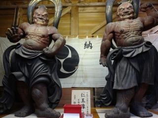 2014年09月20日 本道寺・仁王像