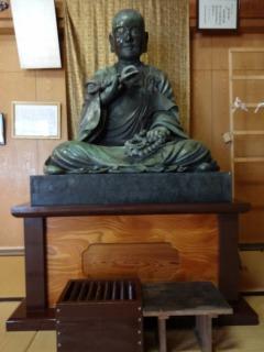 2014年09月20日 本道寺・大師像