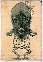 池田俊彦の版画