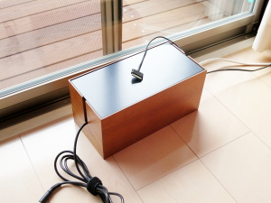 organ cord box