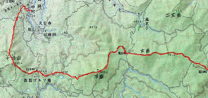 2015-6-浮嶽往復