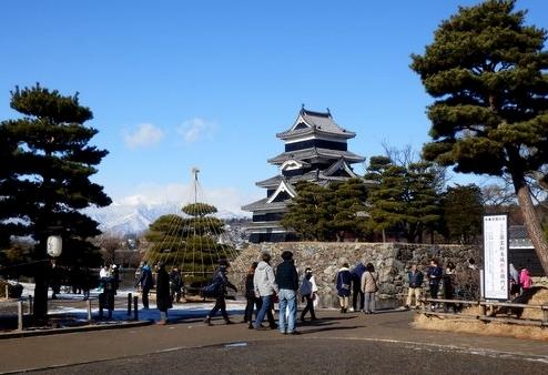 松本城 (1)