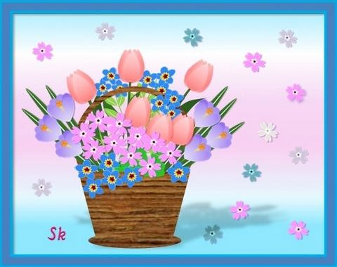 春の花KK