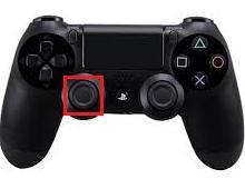 PS4ゲームパッド