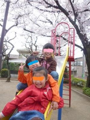 お花見2015春