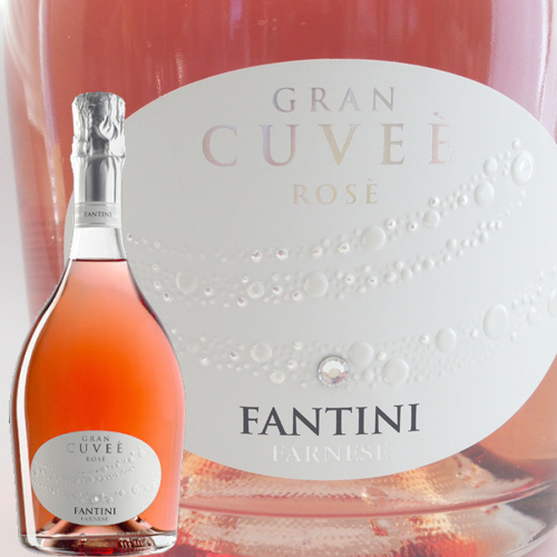 Fantini Spumante Gran Cuvee Rose [NV] (Farnese)