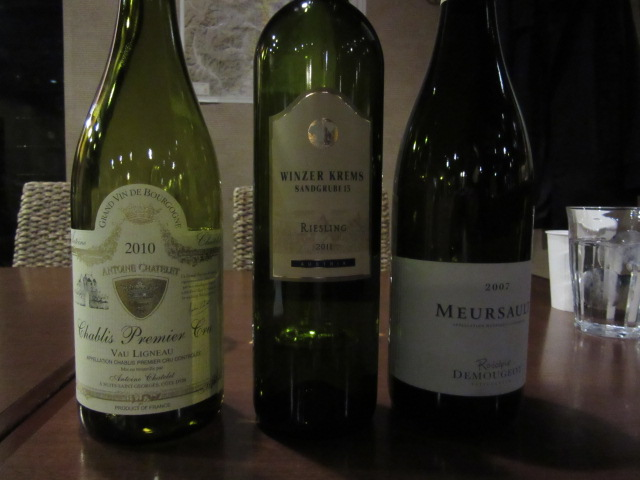 ブラインド白ワイン3種-2