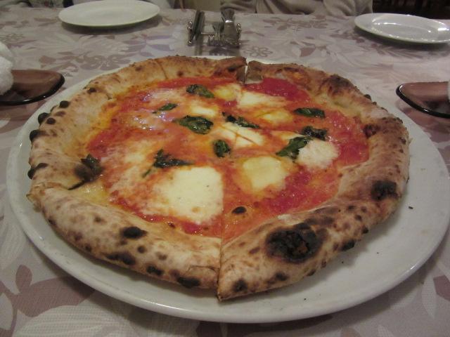 マルゲリータ・ピザ