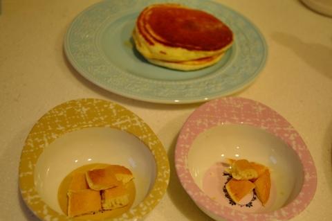 パンケーキ③