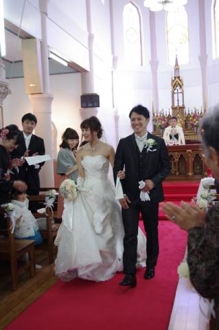 はるはるの結婚式③
