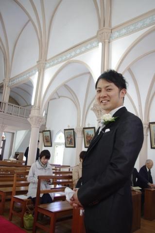 はるはるの結婚式②