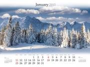 カレンダー_1月s