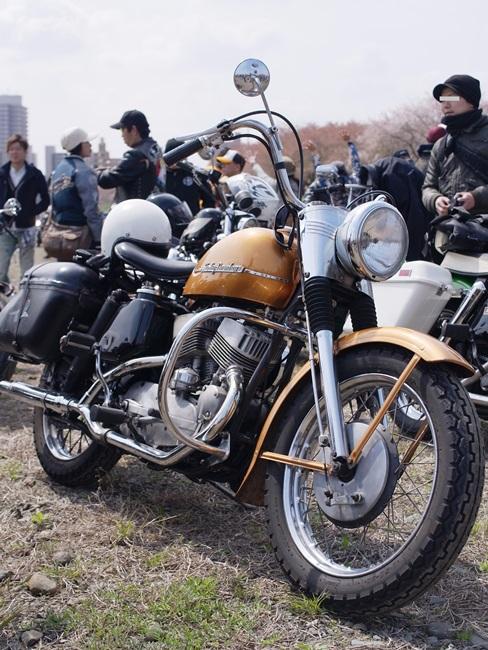 サイドバルブ KHK900