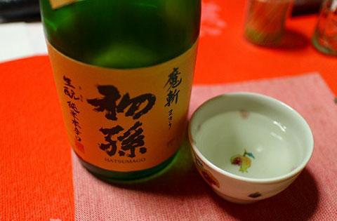 日本酒・初孫