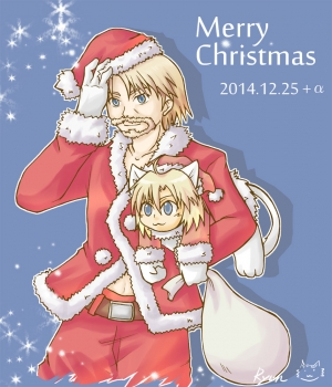 CHO2014クリスマス親子ブログUP用