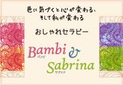 バンビ&サブリナのバナー