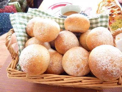 持ち寄りパン