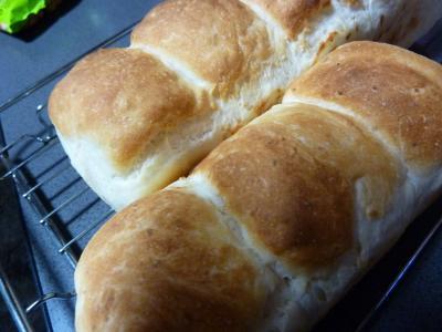 ミニ食パン米粉