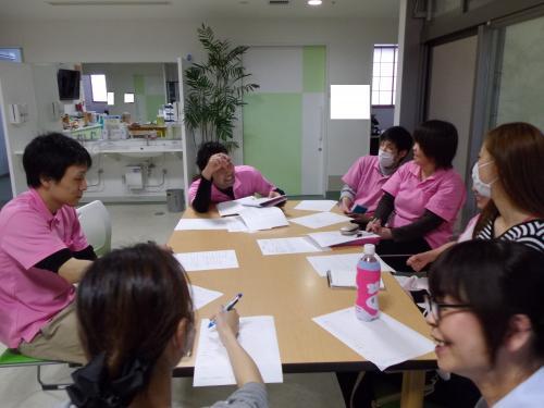 ユニット会議1