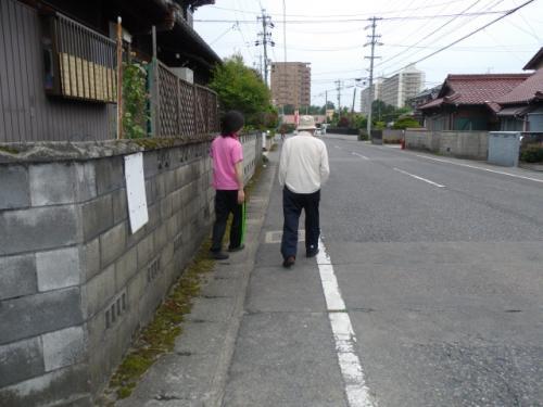 234お散歩