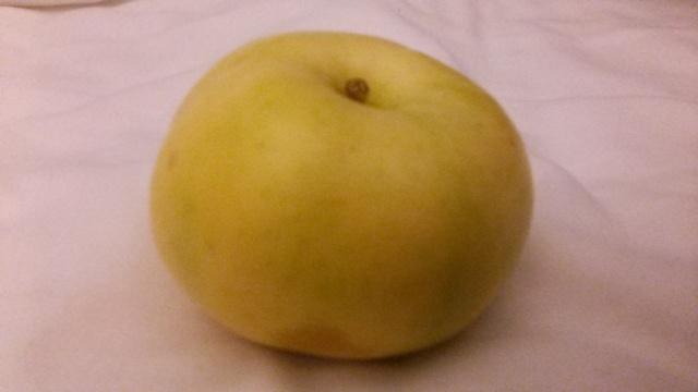 スウェーデンの林檎