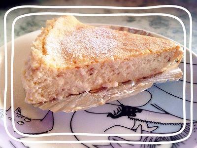 苺チーズケーキ1