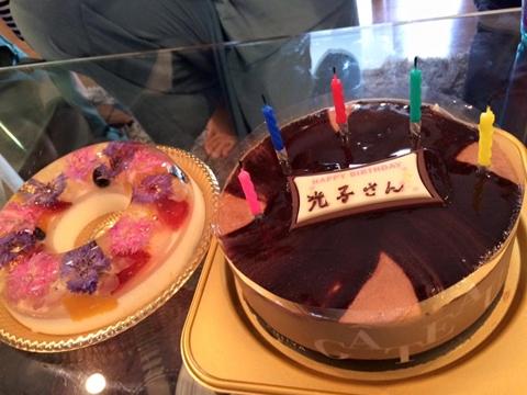 お誕生日&卒業おめでとう!