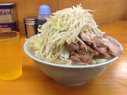 20141022_ラーメン二郎新橋店-003