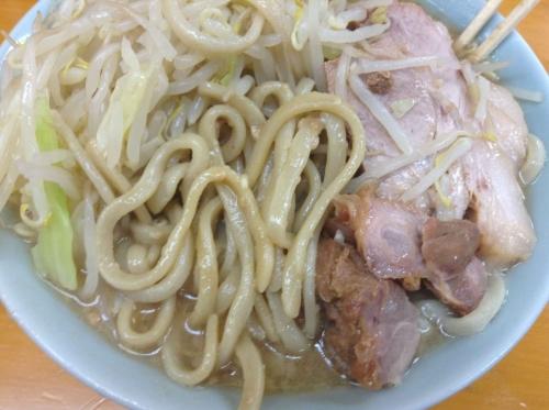 20141022_ラーメン二郎新橋店-004