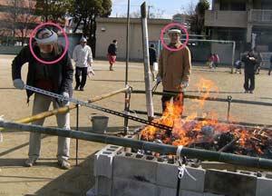防火メット2