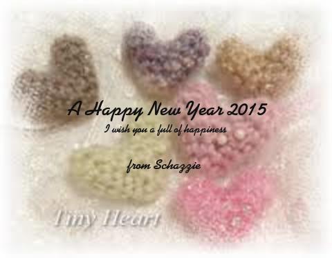2015年賀Heart