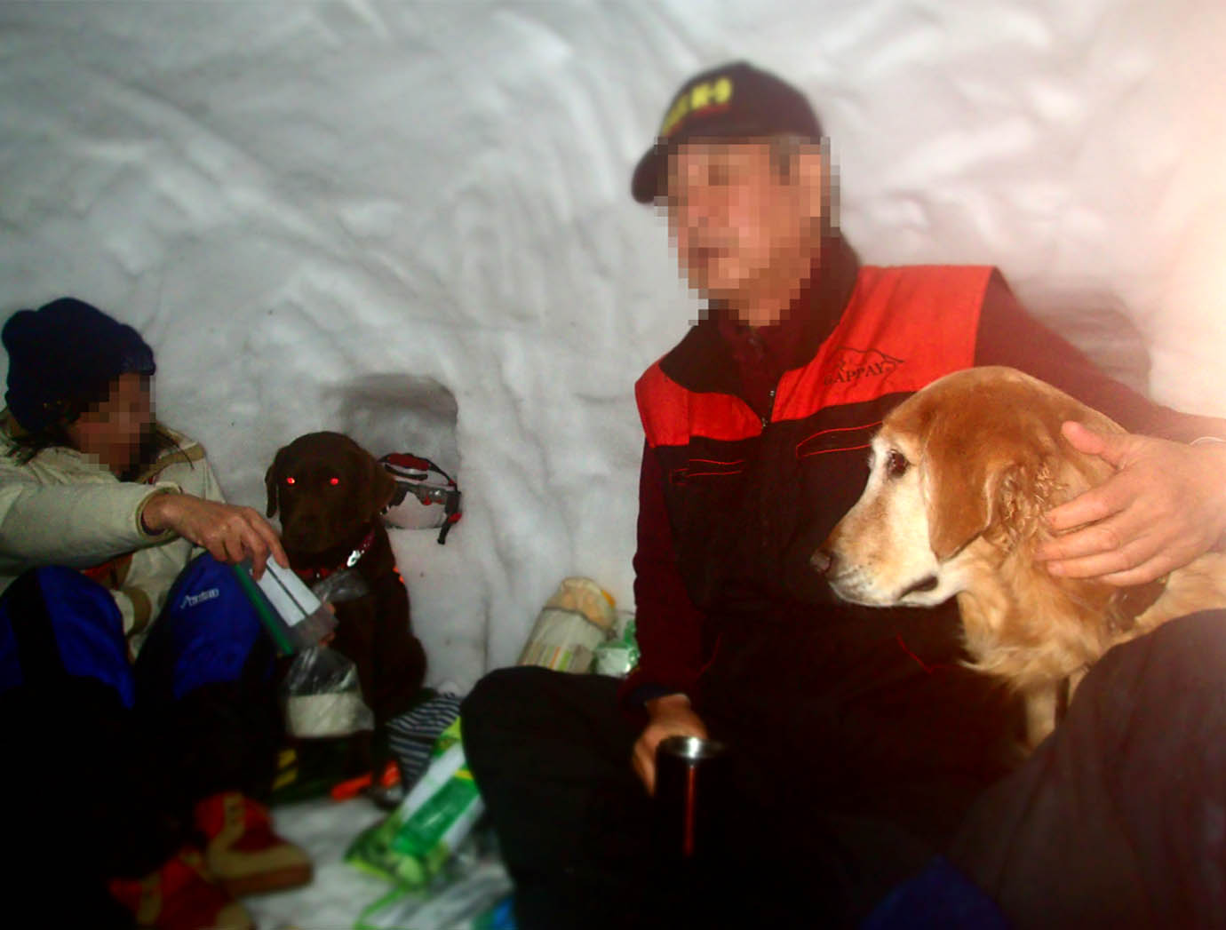 3月27日 雪洞泊(8)