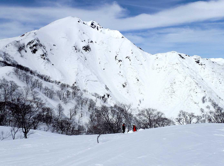 3月28日 雪中訓練(4)